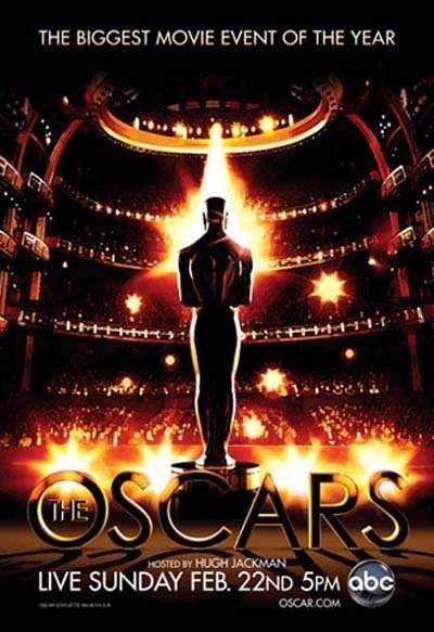 The 81st Annual Academy Awards kapak