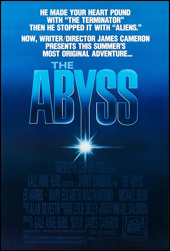 The Abyss kapak