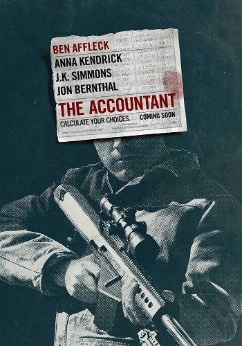The Accountant kapak