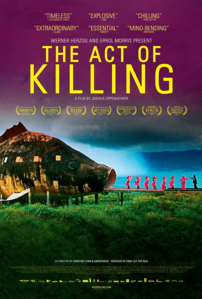 The Act of Killing kapak