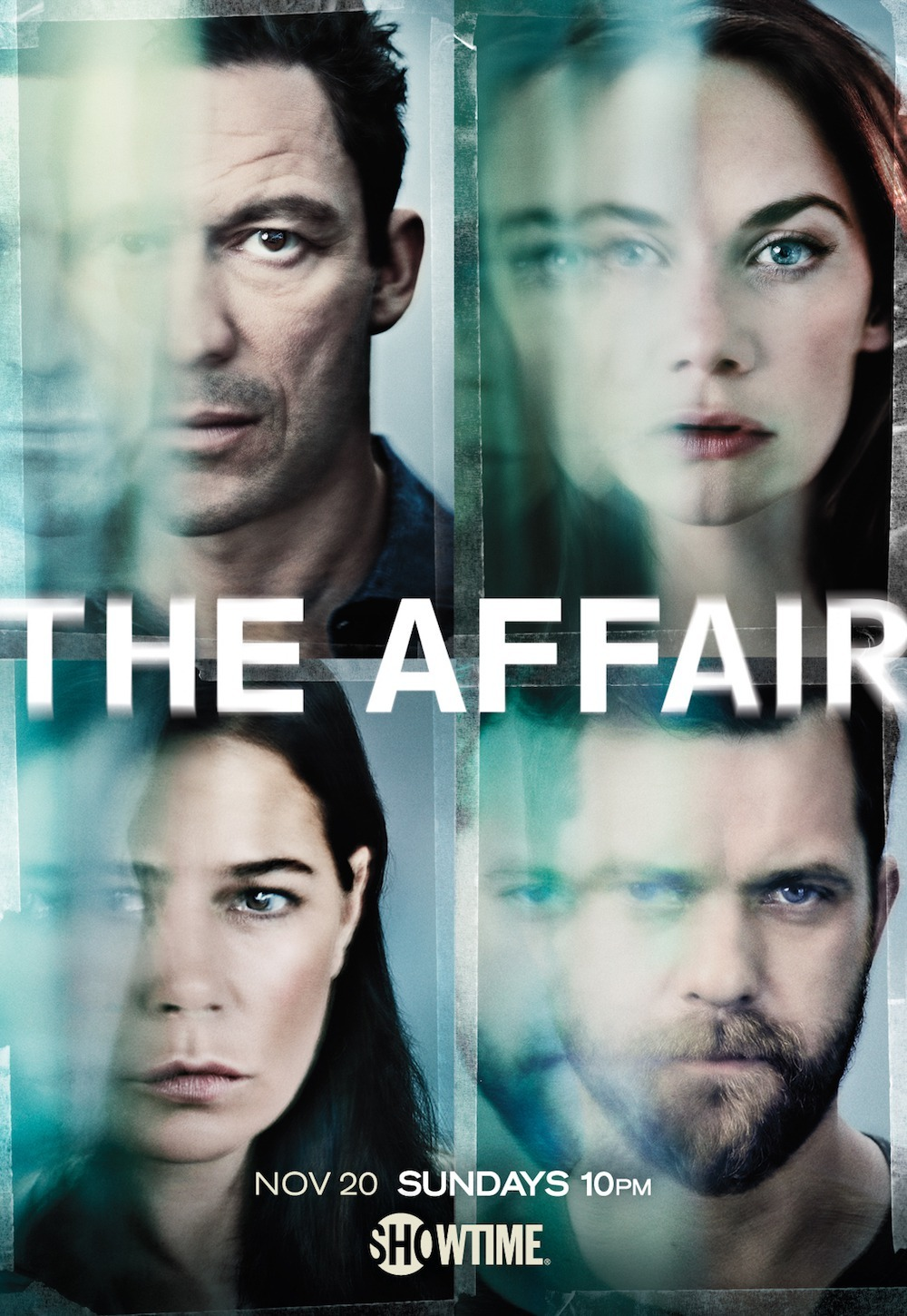 The Affair kapak