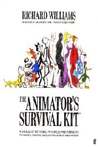 The Animator's Survival Kit Animated kapak