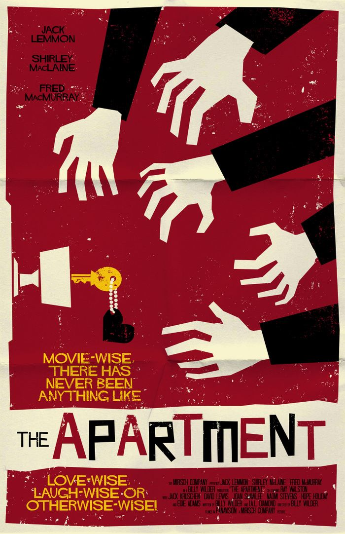 The Apartment kapak