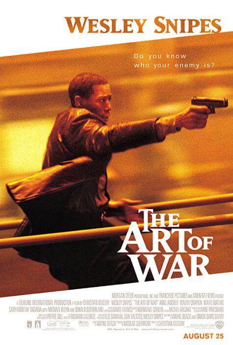 The Art of War kapak