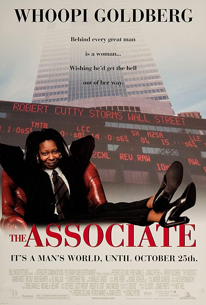The Associate kapak