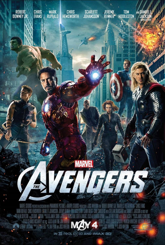 The Avengers kapak