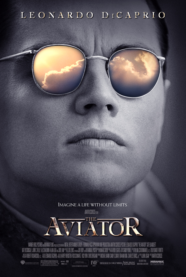 The Aviator kapak