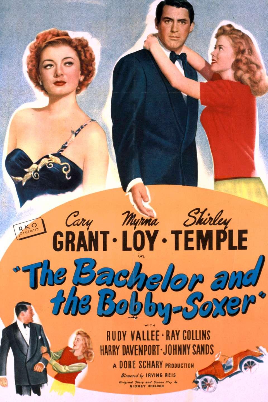 The Bachelor and the Bobby-Soxer kapak