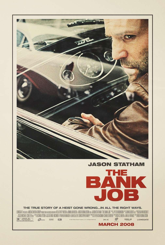 The Bank Job kapak