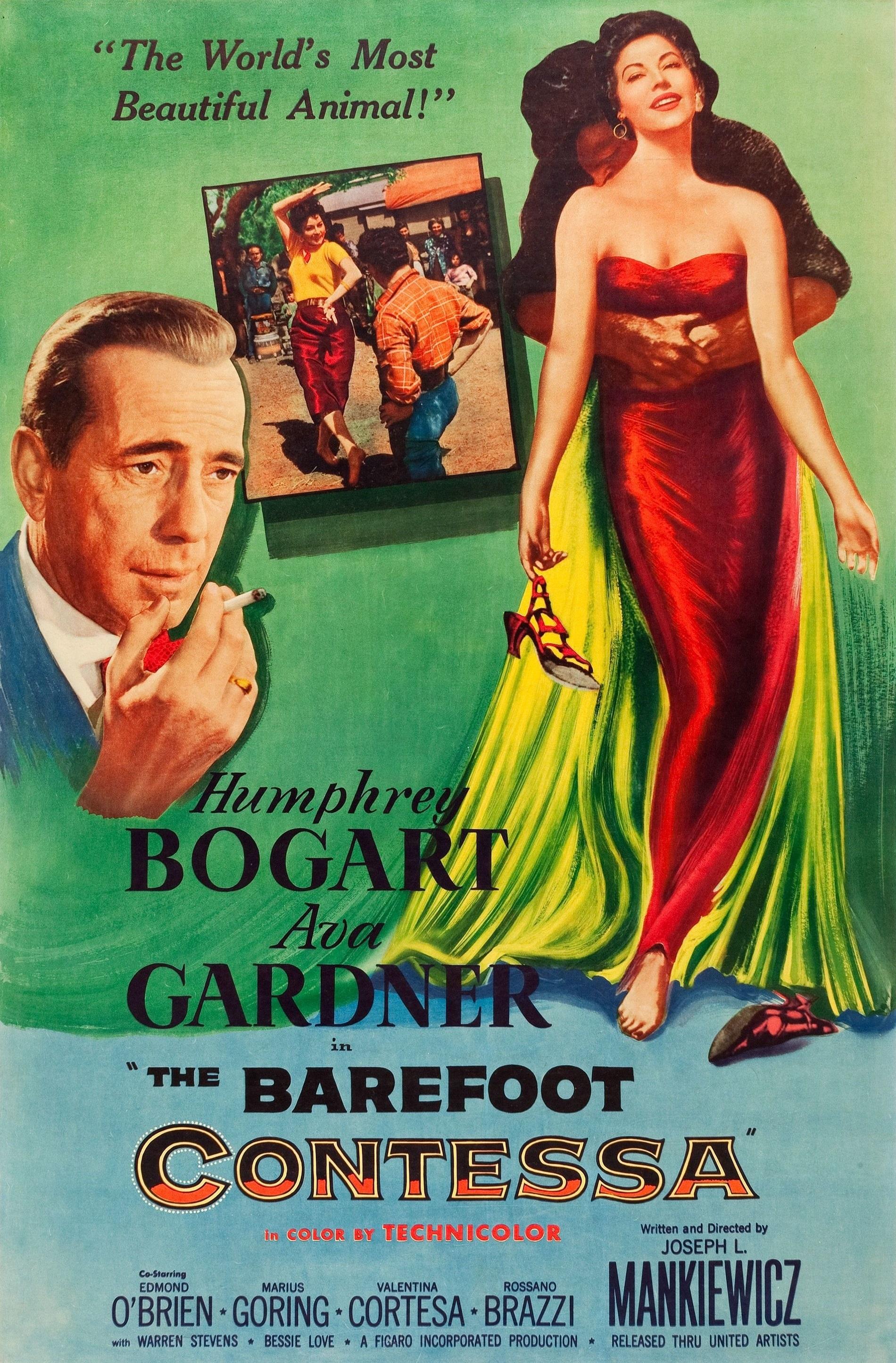 The Barefoot Contessa kapak