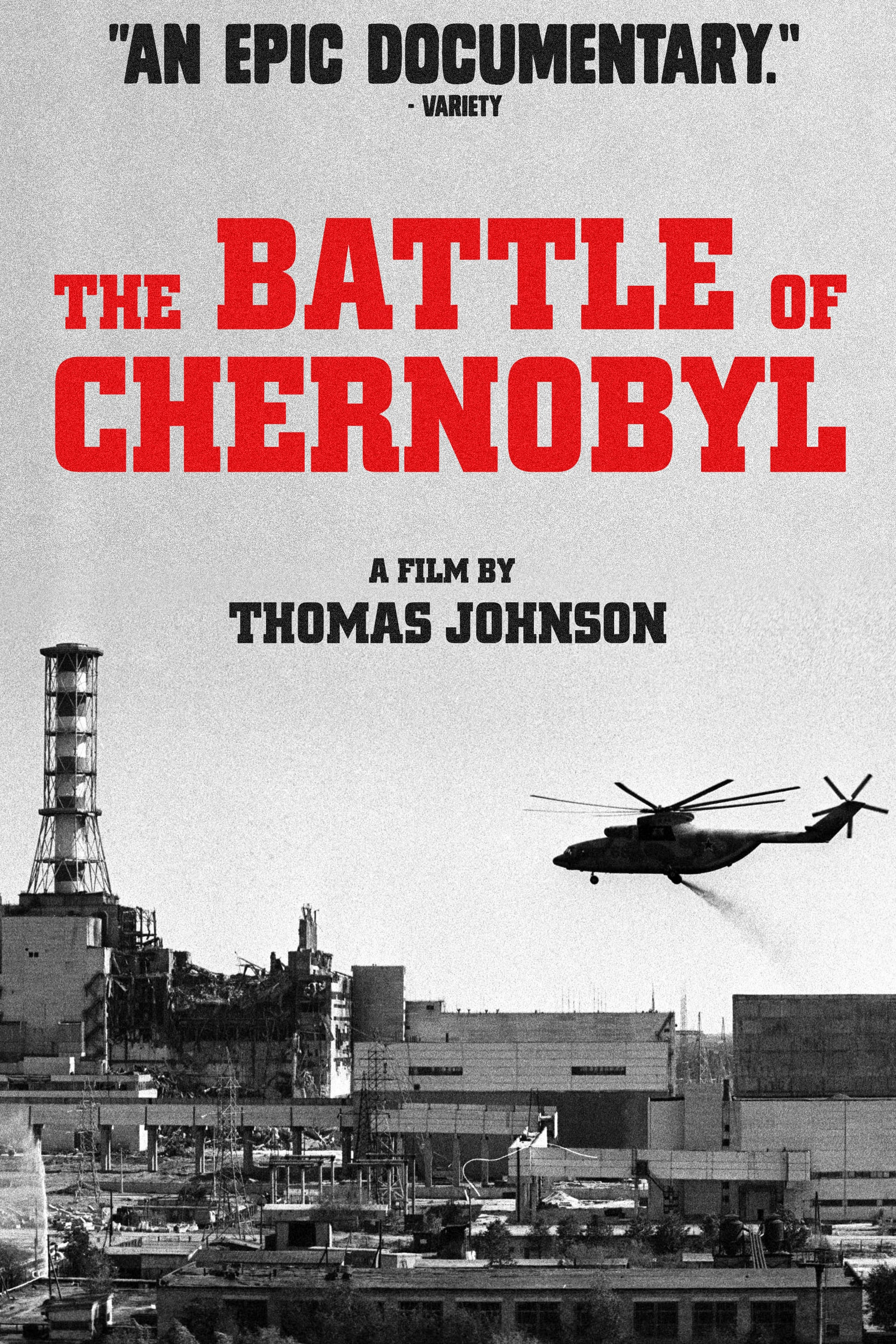 The Battle of Chernobyl kapak