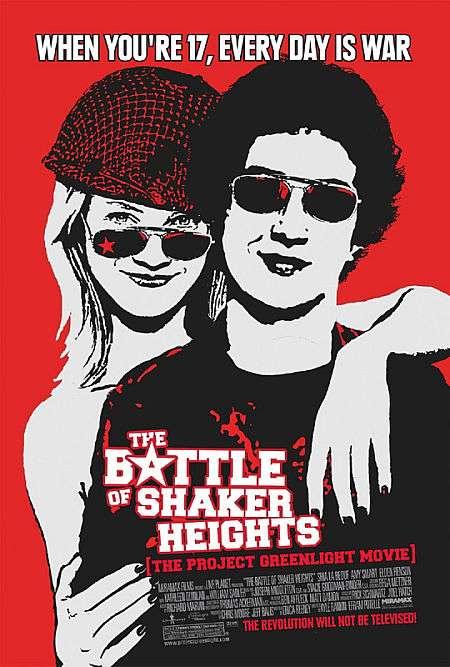 The Battle of Shaker Heights kapak