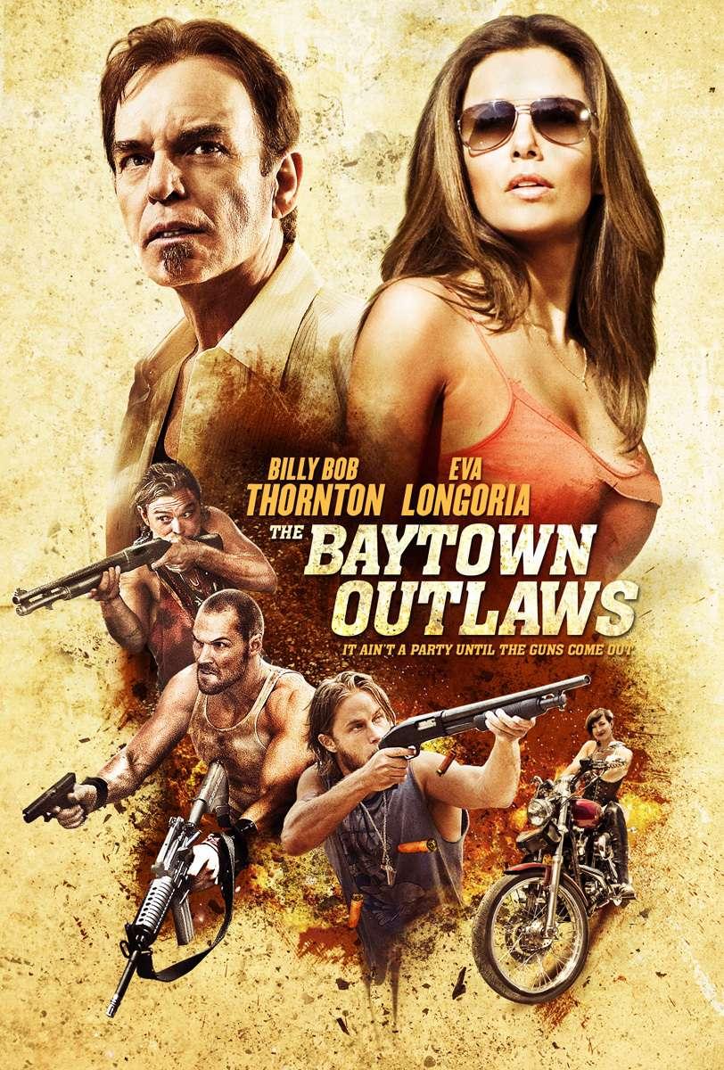 The Baytown Outlaws kapak