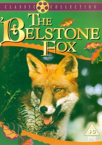 The Belstone Fox kapak