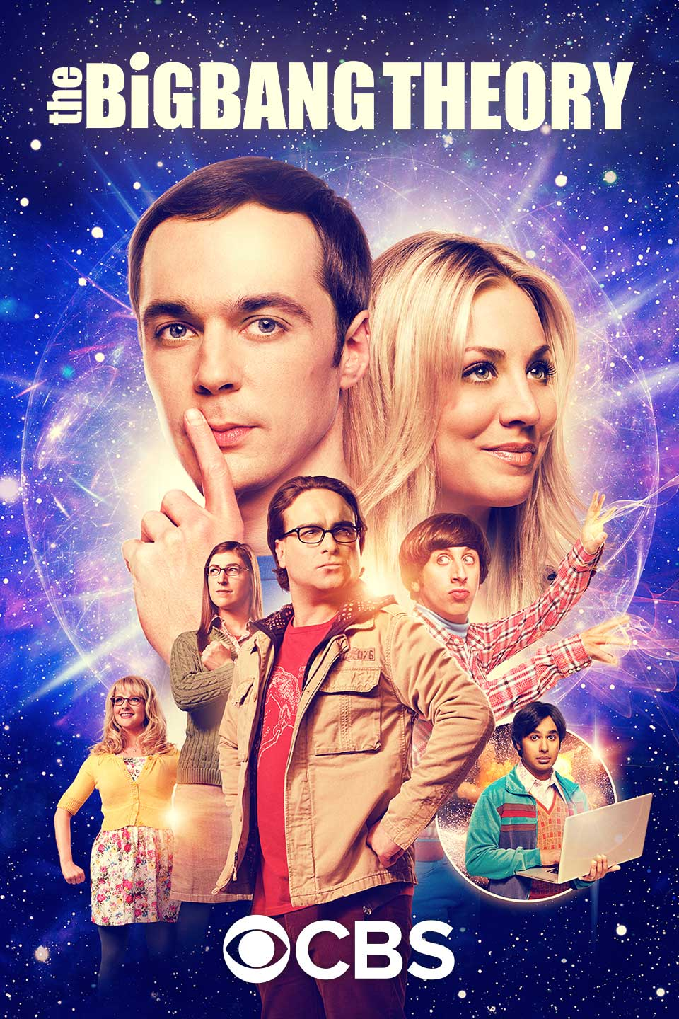 The Big Bang Theory kapak