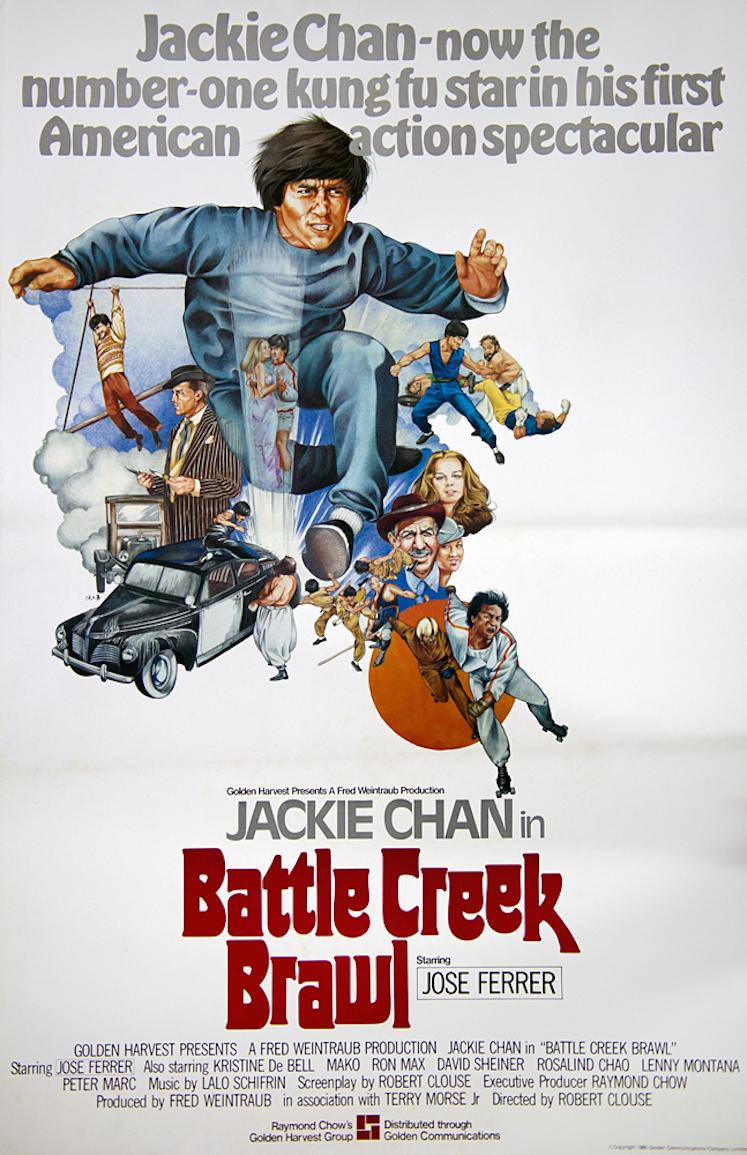 Battle Creek Brawl kapak