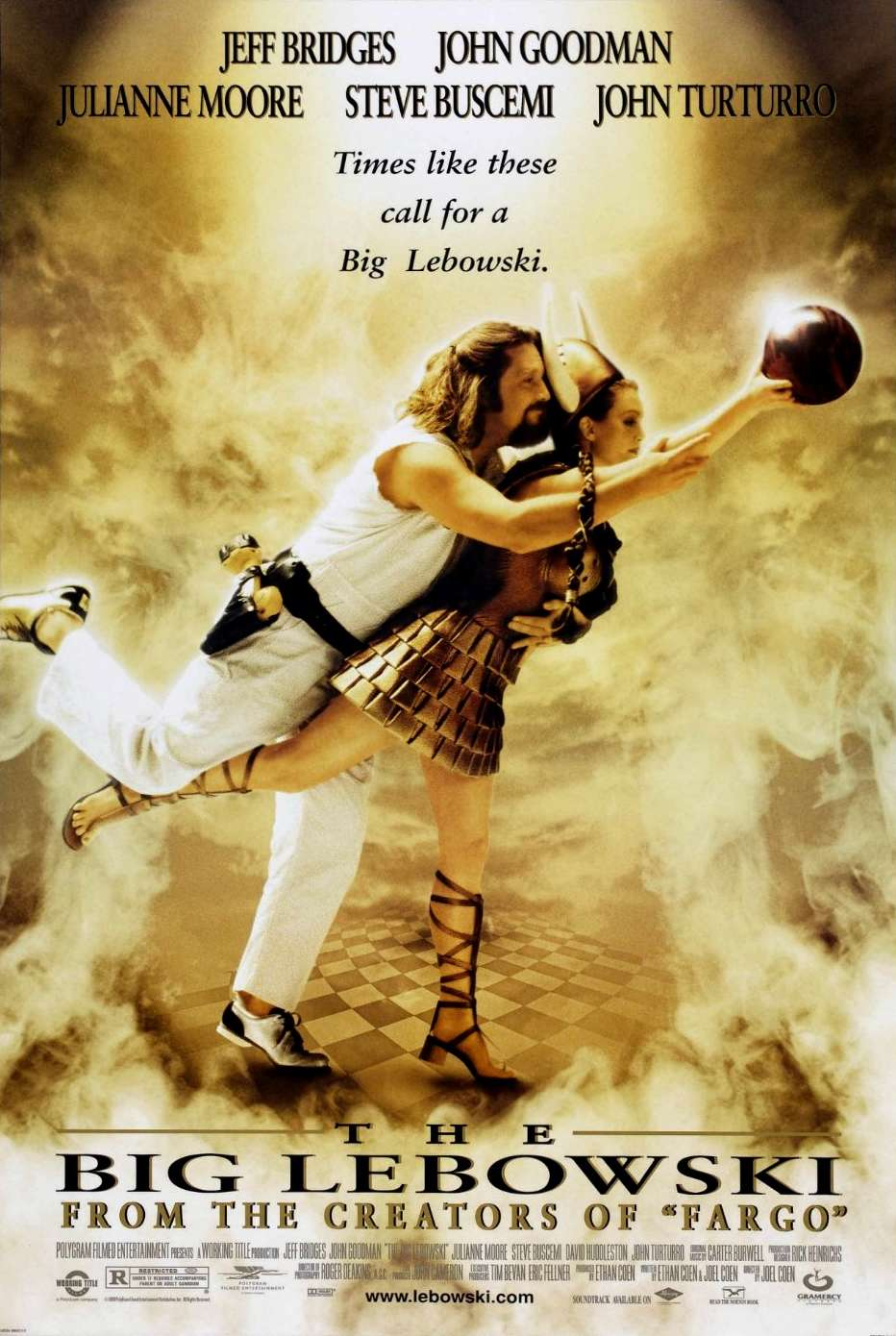 The Big Lebowski kapak
