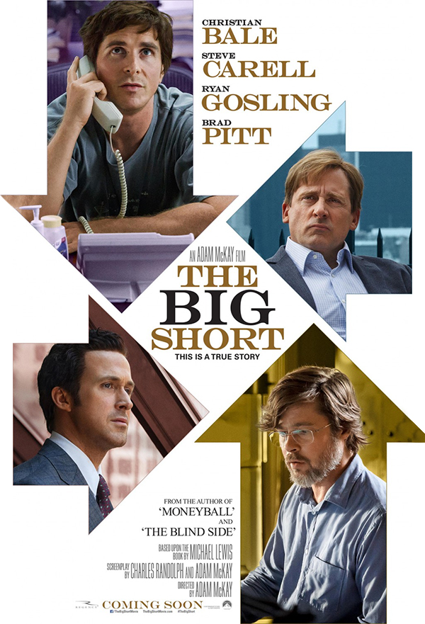 The Big Short kapak