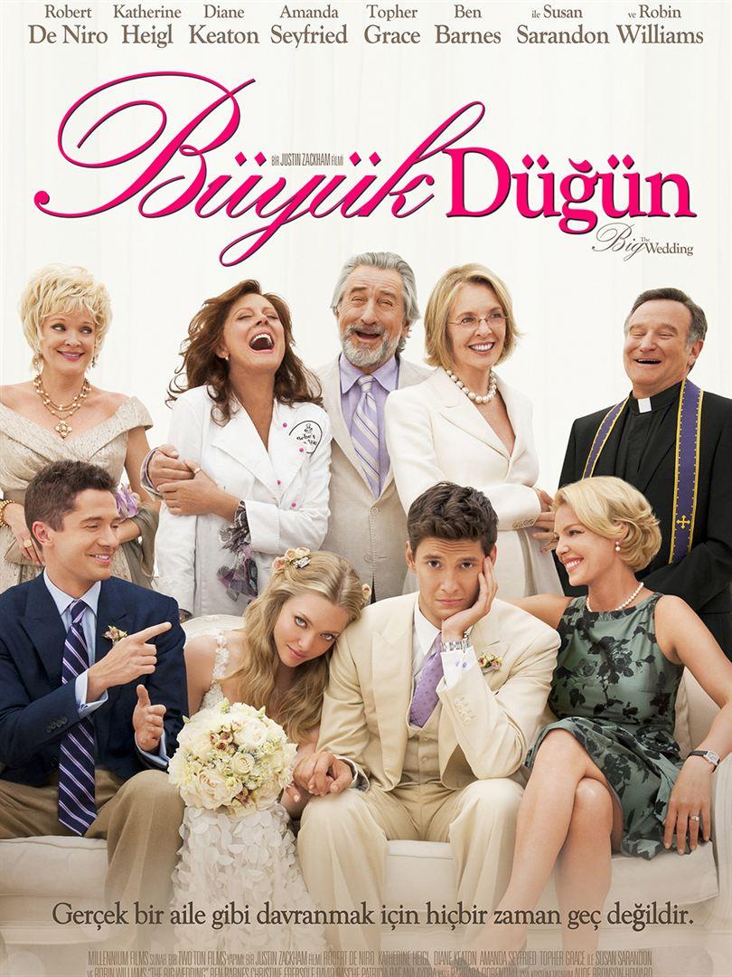 The Big Wedding kapak