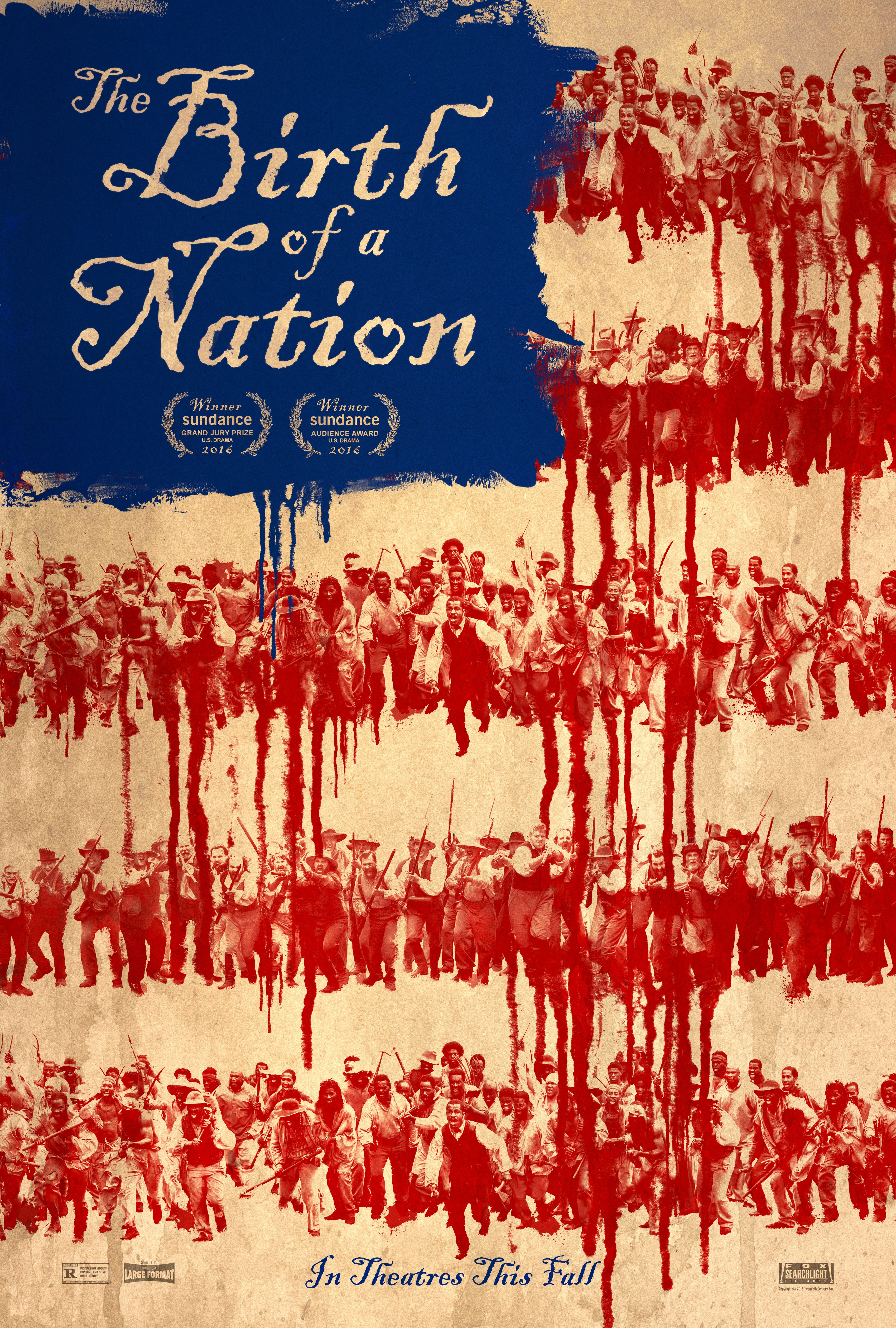 The Birth of a Nation kapak