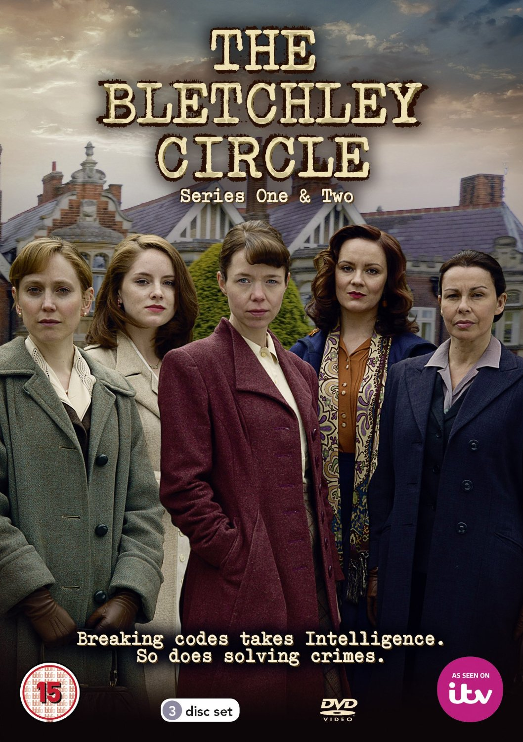 The Bletchley Circle kapak