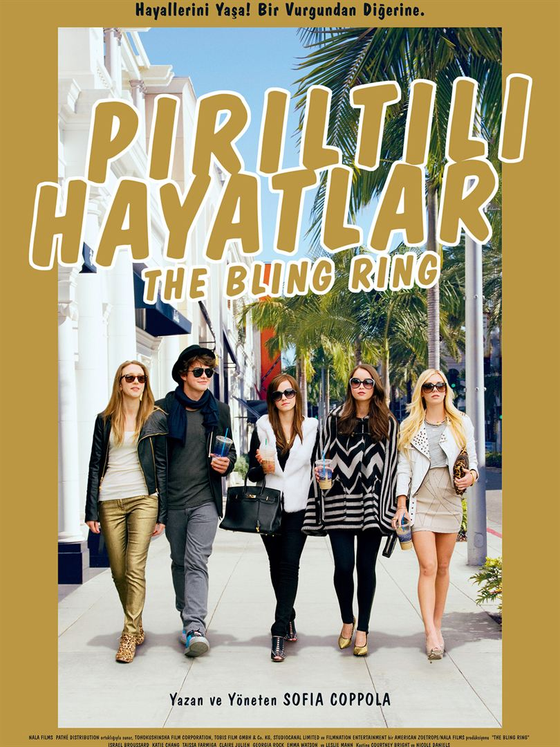 The Bling Ring kapak
