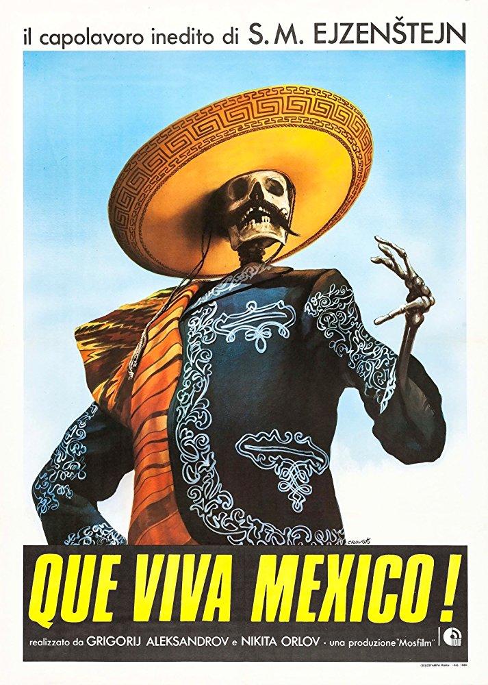 ¡Que Viva Mexico! - Da zdravstvuyet Meksika! kapak