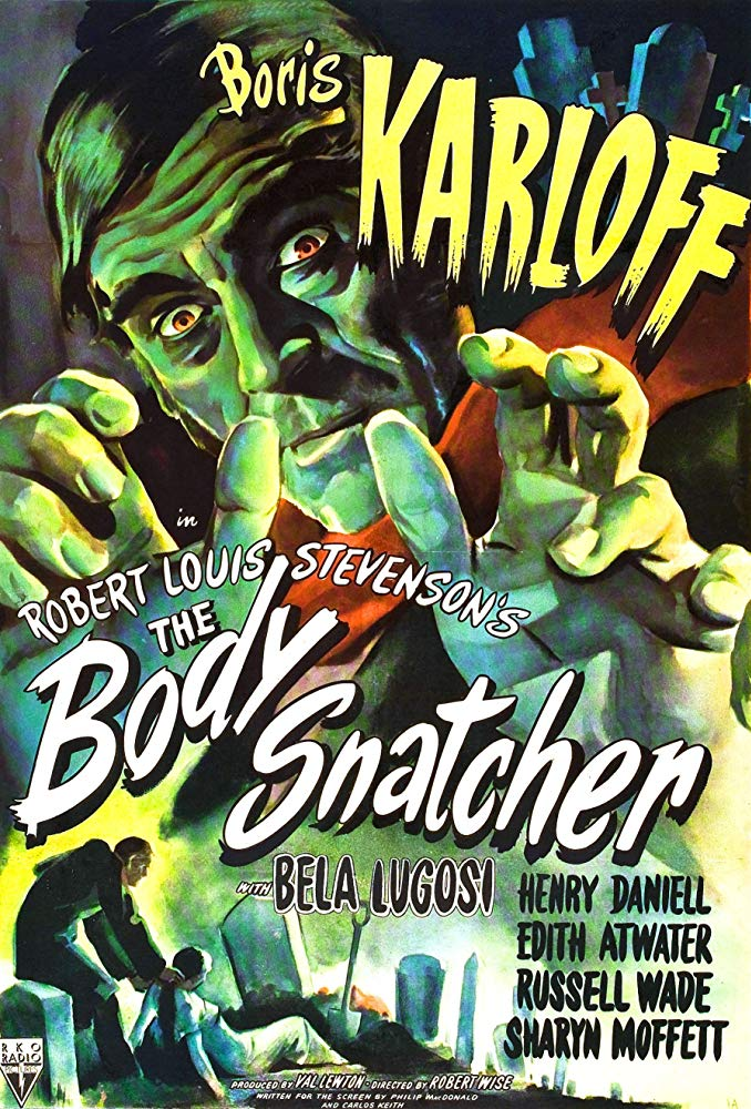 The Body Snatcher kapak