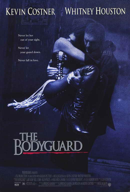 The Bodyguard kapak