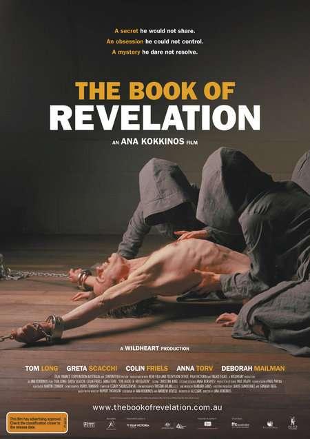The Book of Revelation kapak