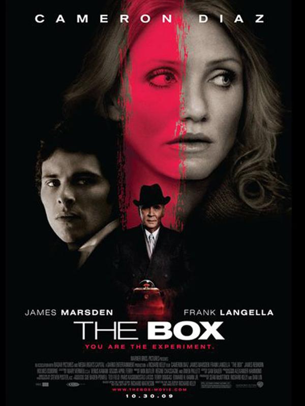 The Box kapak