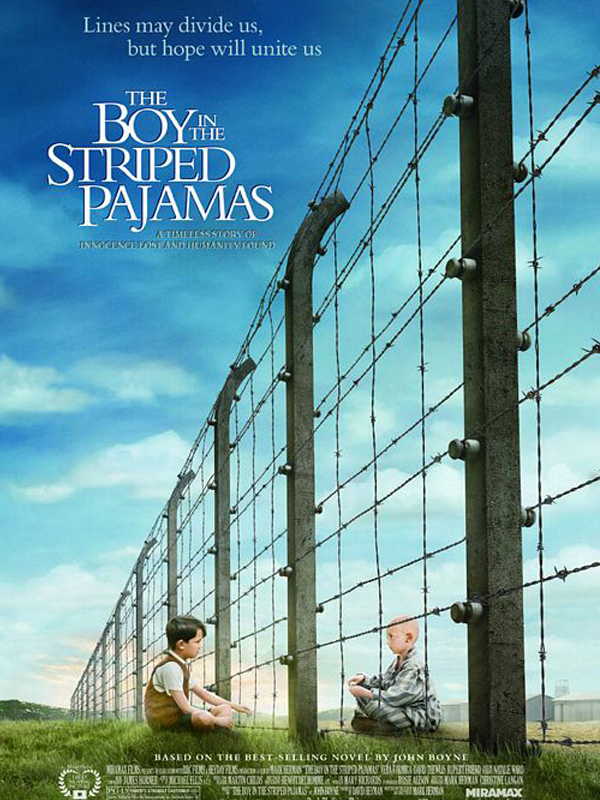 The Boy in the Striped Pajamas kapak