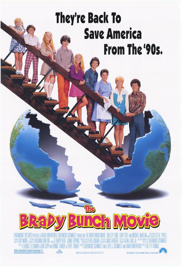 The Brady Bunch Movie kapak