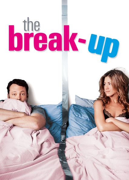 The Break-Up kapak