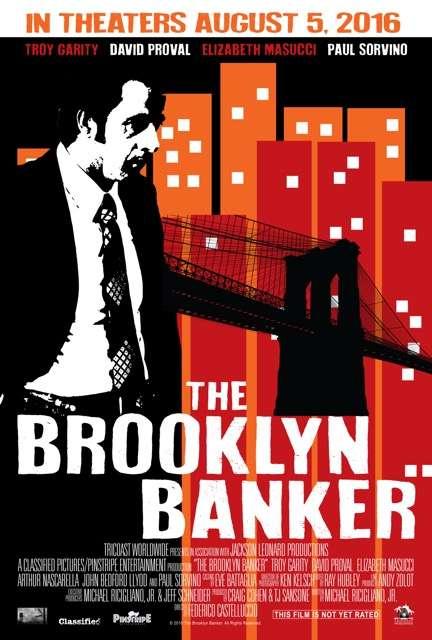 The Brooklyn Banker kapak