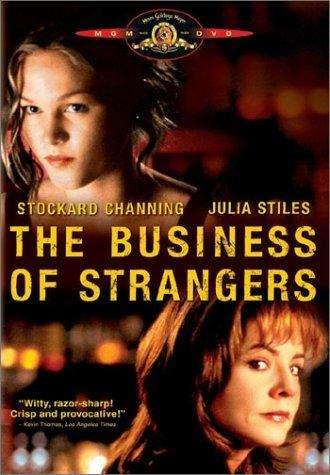 The Business of Strangers kapak