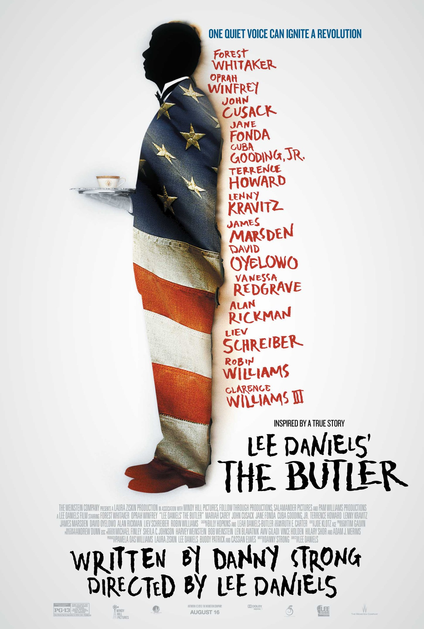The Butler kapak