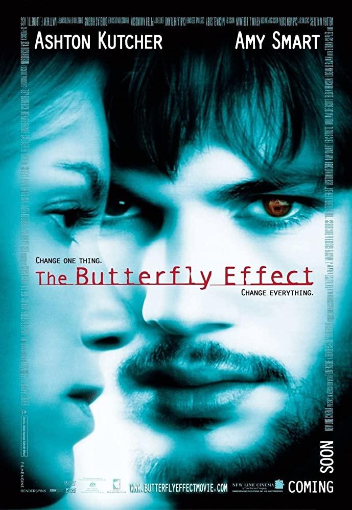 The Butterfly Effect kapak