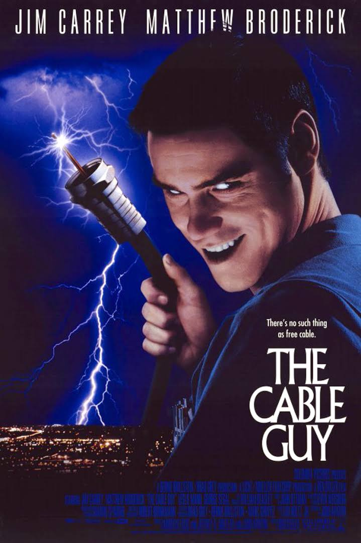 The Cable Guy kapak