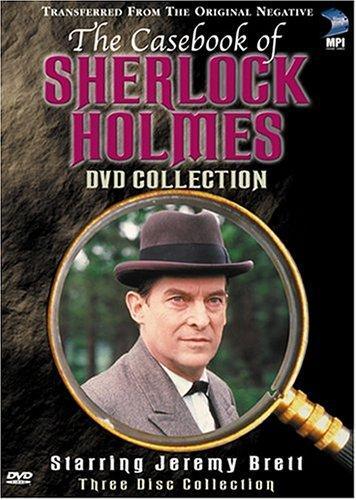 The Case-Book of Sherlock Holmes kapak