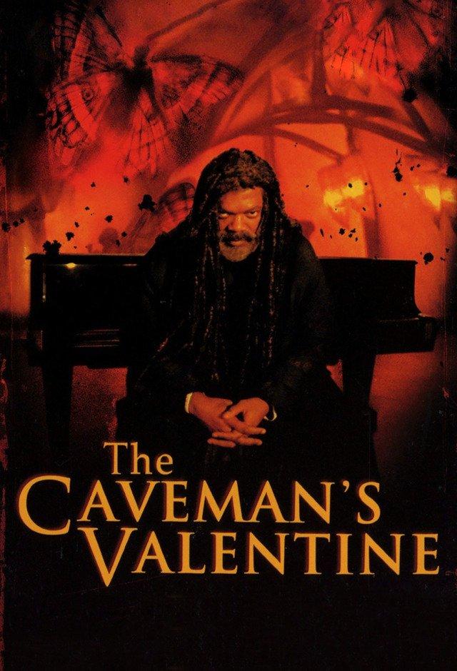 The Caveman's Valentine kapak