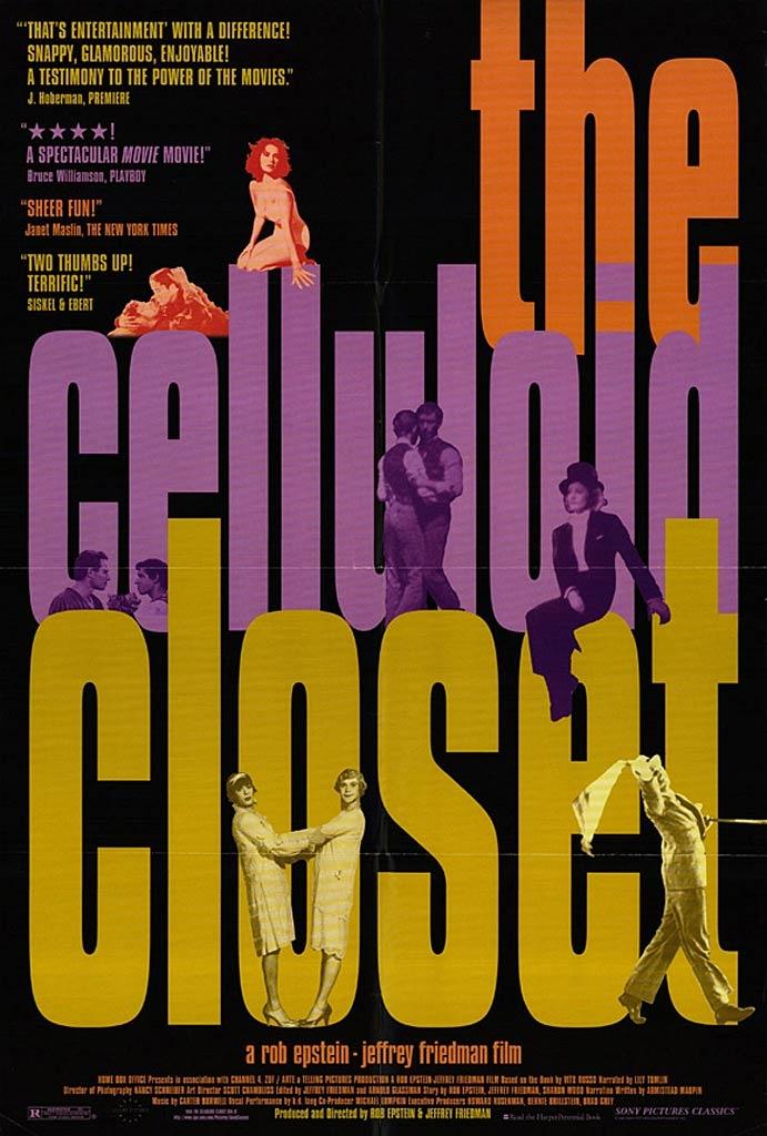 The Celluloid Closet kapak