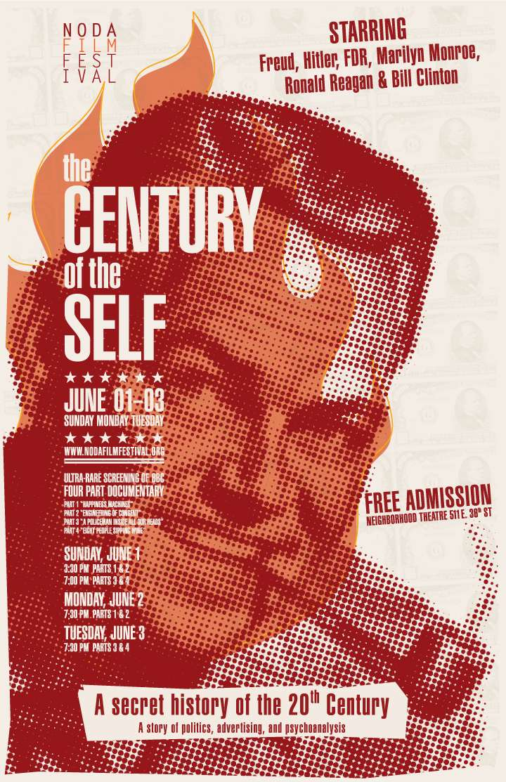 The Century of the Self kapak