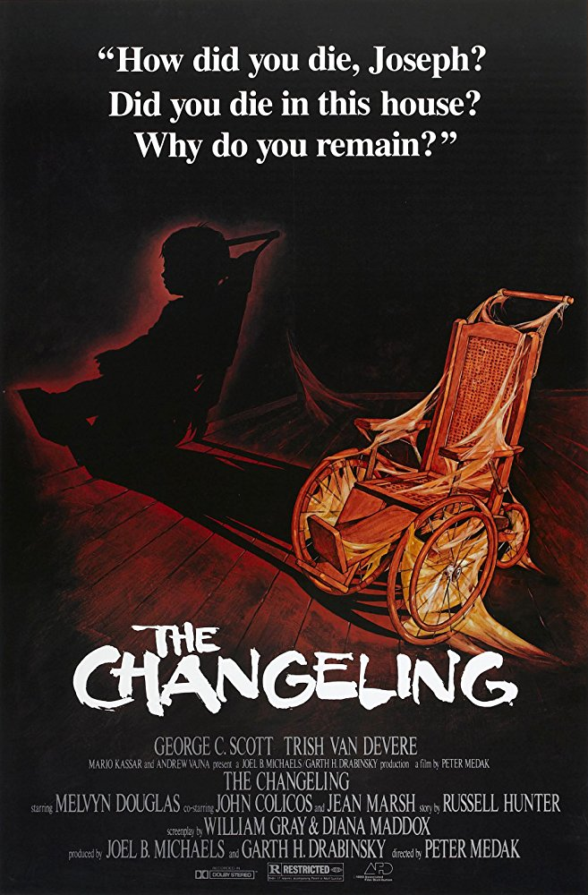 The Changeling kapak