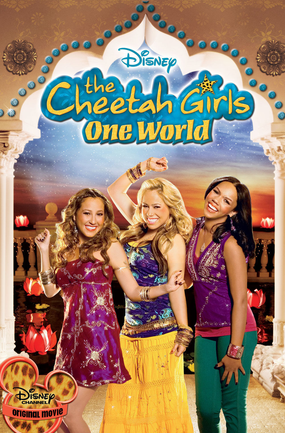 The Cheetah Girls: One World kapak