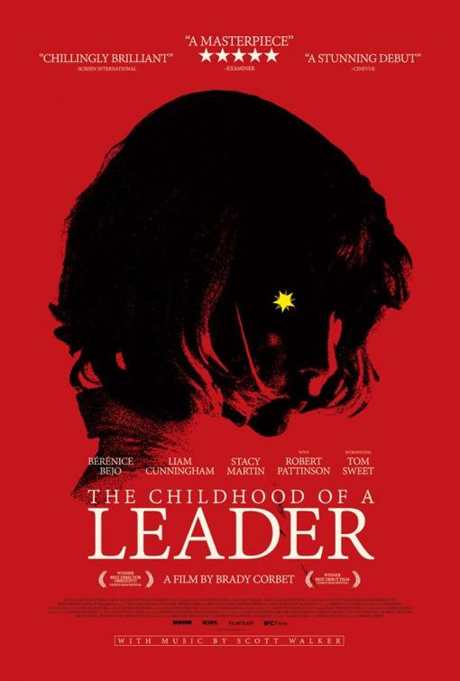 The Childhood of a Leader kapak