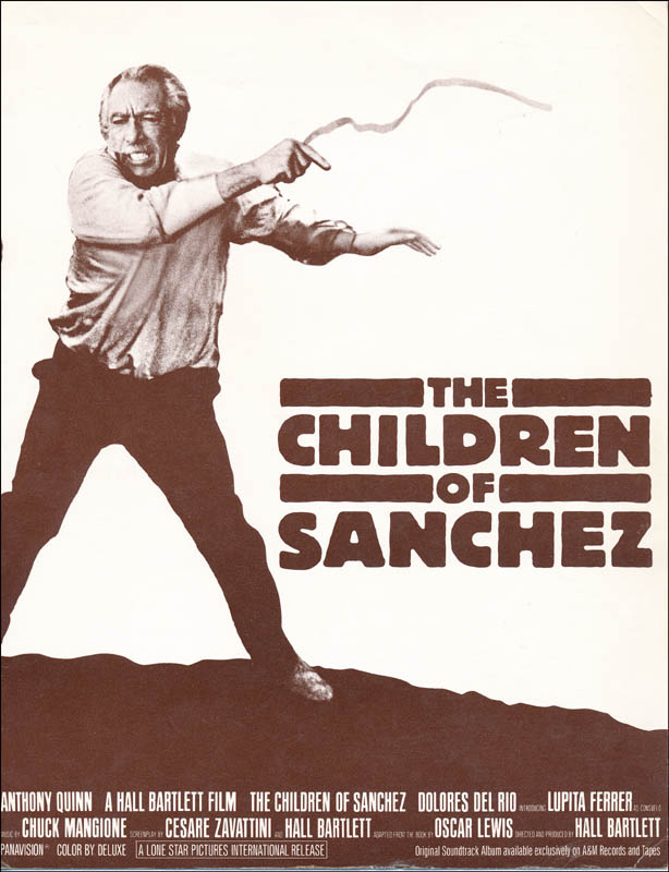 The Children of Sanchez kapak