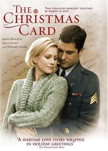 The Christmas Card kapak