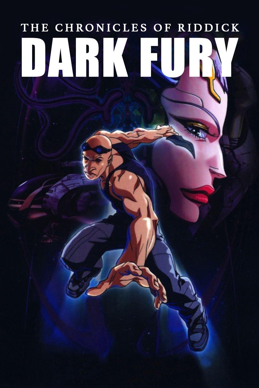 The Chronicles of Riddick: Dark Fury kapak