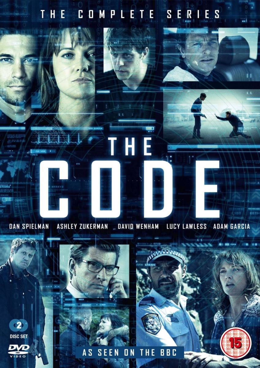 The Code kapak